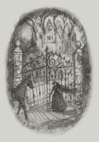 the mysterious castle by kakao-bean