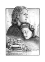 Hold Me - Anakin and Padme by SvenjaLiv