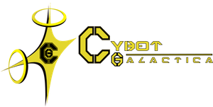 Cybot Galactica Logo Banner by viperaviator