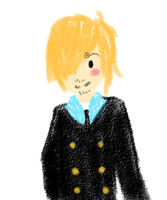 RP-Sanji by InfectedPlushieLove