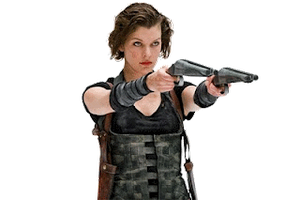Resident evil retribution png by daniara
