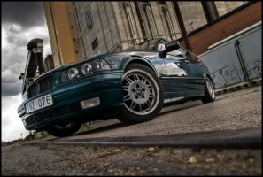 Industrial BMW 328 Touring by stryder99