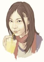 jurina by roninbuddha