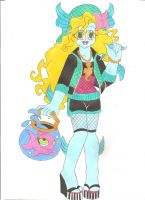 Lagoona Blue by animequeen20012003