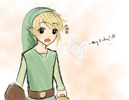 Link lulz by thewordlesssignature