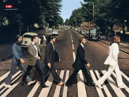 The Doctor and the Beatles by perfectlypunky
