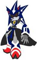 Dat Neo Metal Sonic B) by WightShadoo
