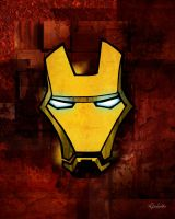 mask of iron man by eggay