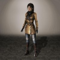 TOMB RAIDER Lara Coat Mod by ArmachamCorp