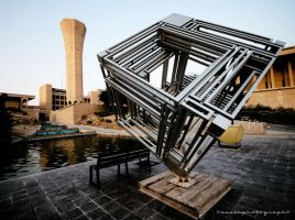 Knowledge Cube by Yassser84