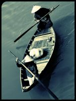 Rowing A Riverboat by drifterManifesto