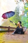 Under the umbrella by Tairin-Rur