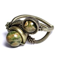 Steampunk Ring L by CatherinetteRings