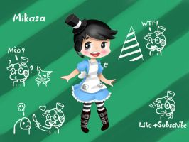 Black Hat Gaming_Alice Madness Return by 0919041766