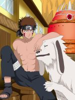 Kiba Collab color by wilczyca117