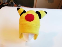 Ampharos Hat by OddCurio