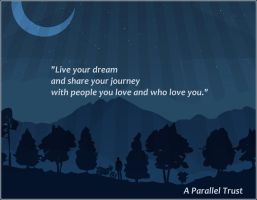 Live Your Dreams by AParallelTrust