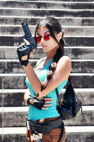 Lara Croft Tomb Raider by Frutodetuimaginacion