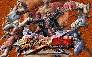Street Fighter X Tekken 6 Bloodline Rebellion by TysonXXXNocture