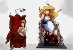 Respected thrones by SeriousSillyness