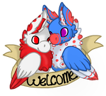 Welcome! by KoNekoBoo