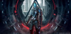 spaceman2011 by kamanwilliam