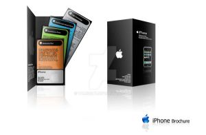 iphone brochure by Tamboly