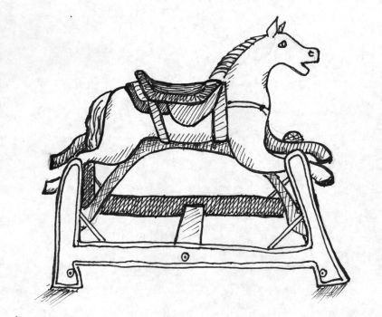 Rocking Horse, Passive by Macguffin