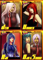 Ultimate Jem Card Set 1 by Zairyo