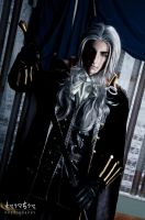 Alucard - Symphony of the Night by Sendershiseiten