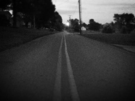 A Lonely Road by GibsonGuitarist