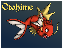 The Red Barn: Otohime (lv 6) by Cattensu