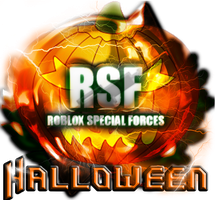 RSF Halloween Roblox Re-Make Logo! by BCMmultimedia