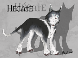 Hecate by Meykka