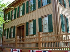Lincoln's Home by neice1176