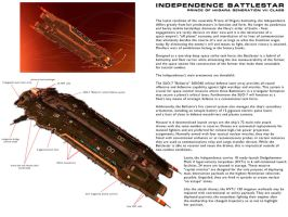 Independence Battlestar by pdsVajra
