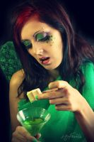 Absinth Fairy by silverwing-sparrow