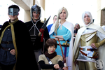 Otakon 2015 Arslan Senki by E7-Photography