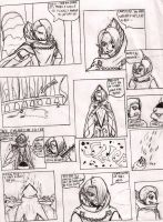 The rage of Lord Ghirahim by Wanderer-Arawn