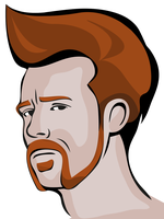Sheamus Vector Paint 2 by XNITROZ