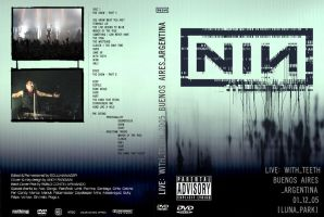 NIN Live in Buenos Aires by ajfaggiani