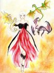 Fire and Blood by silverbelle19