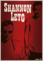 Western Style SHANNON LETO by lovelives4ever