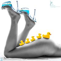 Ducky Shoes... by RobertSleeper