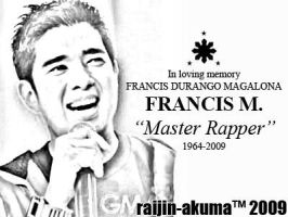 Tribute to Francis M. by TheALVINtaker
