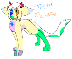 Trickster!Maxwell by Howling-Wolf123