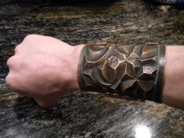 Copper Cuff 2 by CuSmith