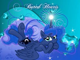 Bored Hearts~ by Mobin-Da-Vinci