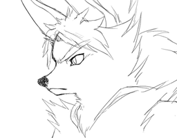 Kero Animation - Sketch WIP by SiscoCentral1915