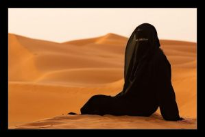 Portrait from the desert by h9351